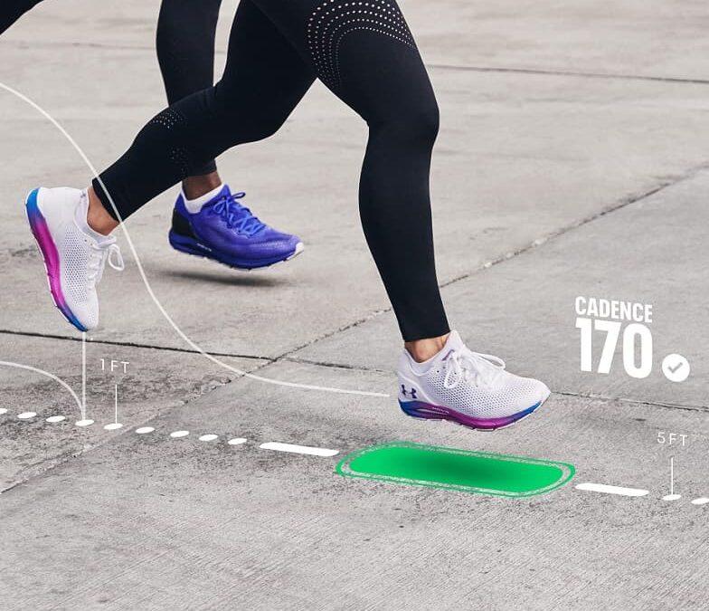 Nowe smart buty biegowe HOVR od Under Armour