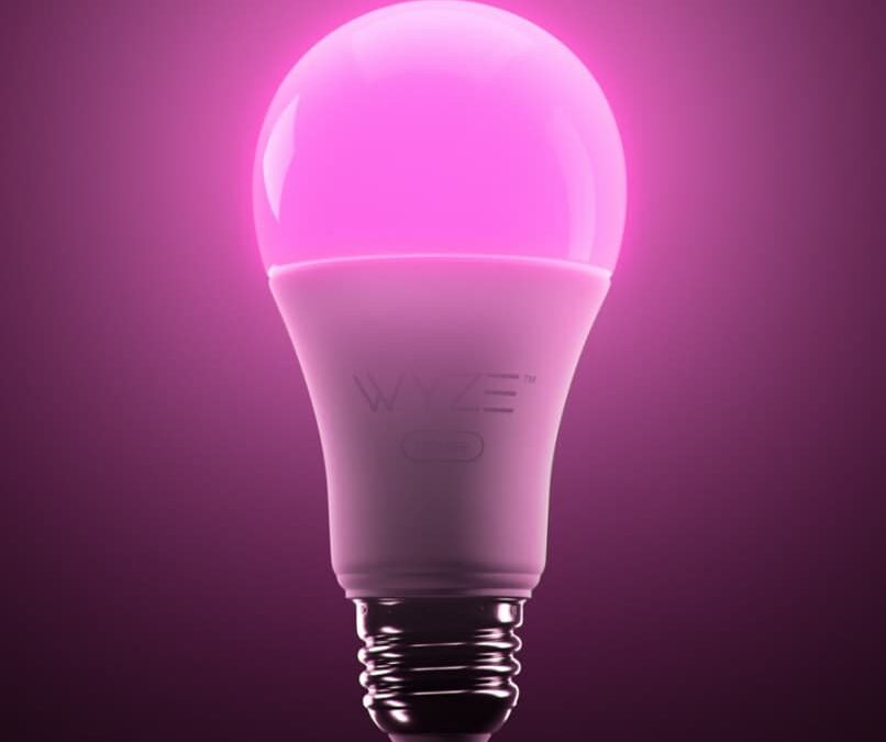 Wyze Bulb Color – 4 smart żarówki za 35$!