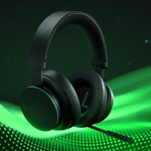 Xbox Wireless Headset gamingowe słuchawki z Dolby Atmos