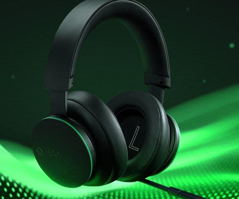 Xbox Wireless Headset – gamingowe słuchawki
