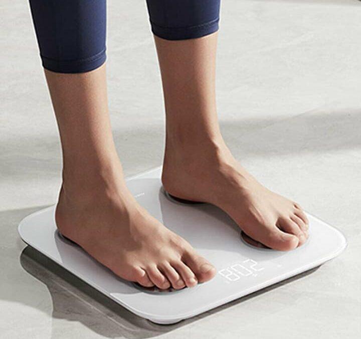 Smart waga Huawei Scale 3 – zmierzy skład ciała
