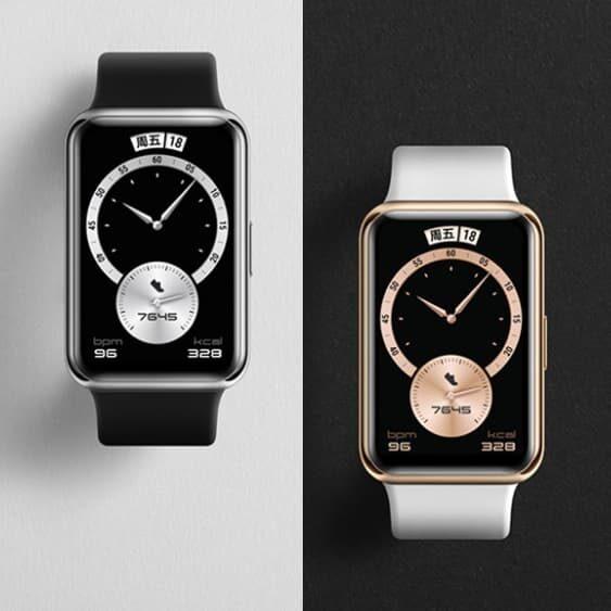 Bardziej stylowy Huawei Watch Fit Elegant Edition