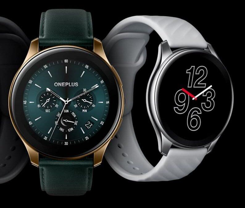 OnePlus Watch z pulsoksymetrem i Warp Charge