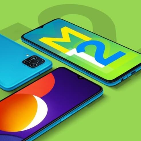 Samsung Galaxy M12 90 Hz 6000 mAh