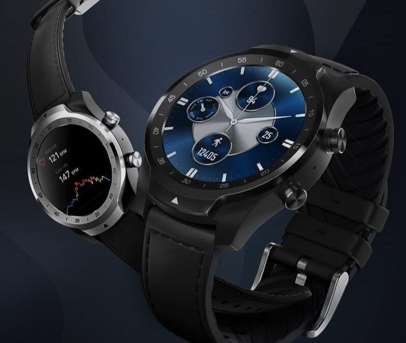 Smartwatch TicWatch Pro S z Wear 2100…