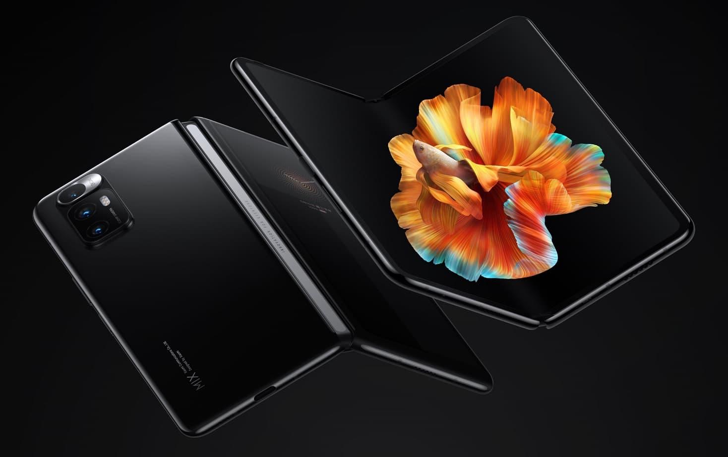 Składany Xiaomi Mi MIX Fold