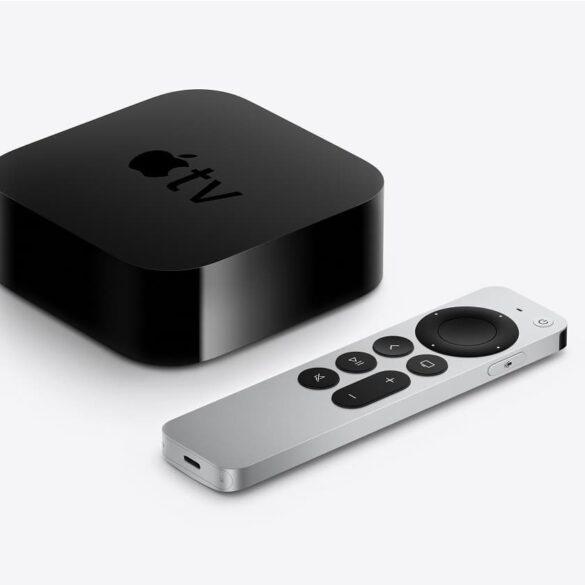 nowy Apple TV 4K 2021 HDR 60 fps