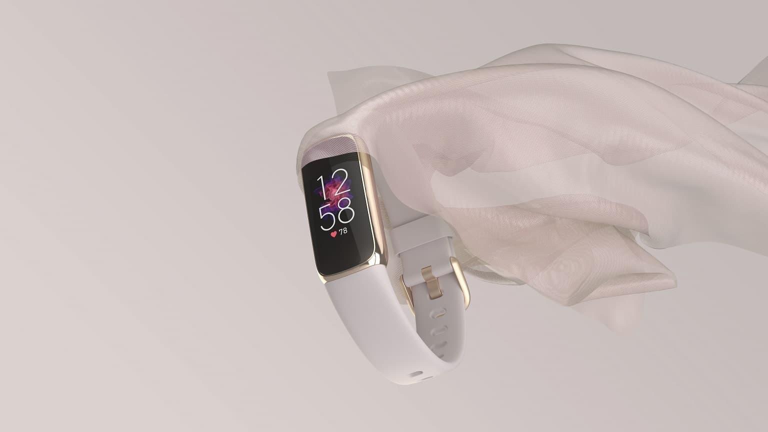 Fitbit Luxe elegancka bransoletka fitness
