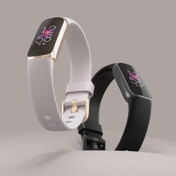 Fitbit Luxe – bardziej stylowy tracker fitness