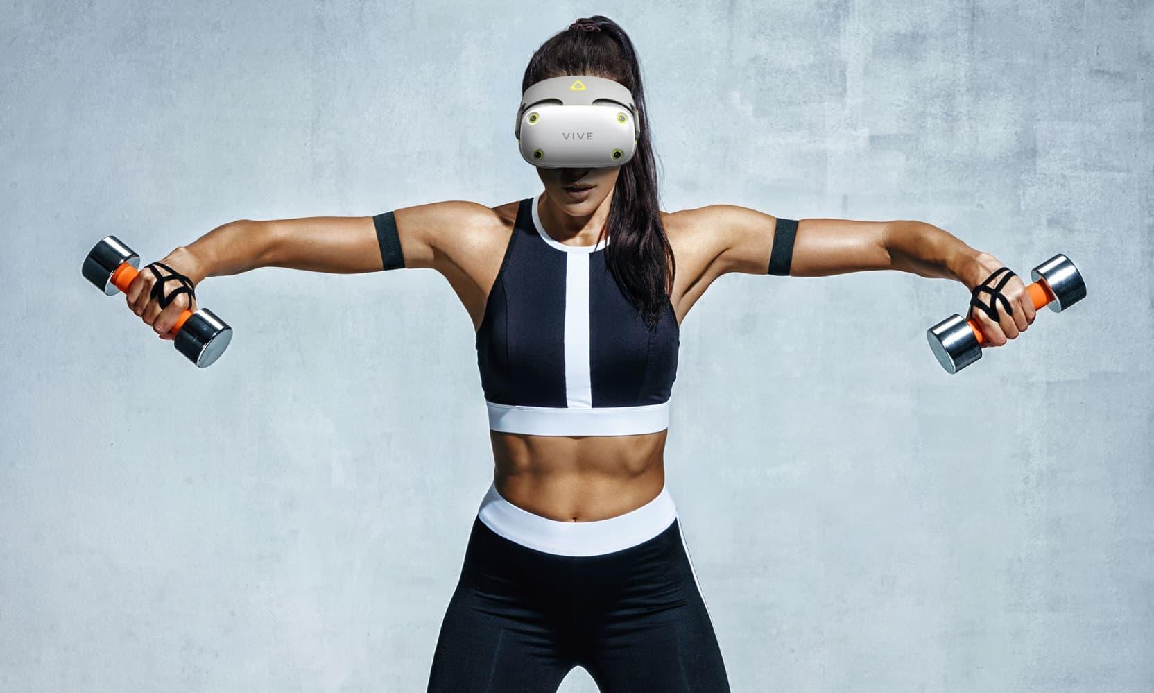 HTC Vive Air - gogle VR do celów fitness