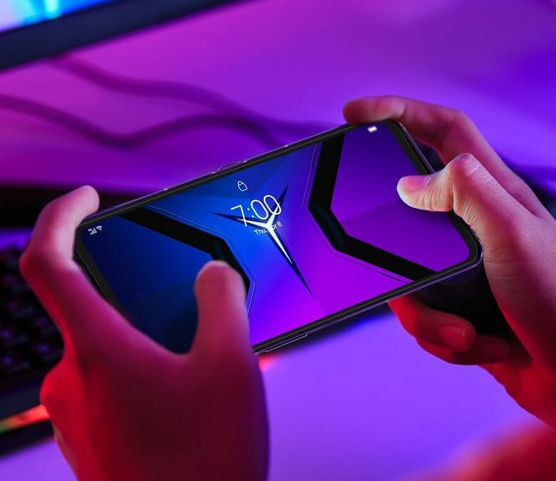 Gamingowy smartfon Lenovo Legion Phone Duel 2