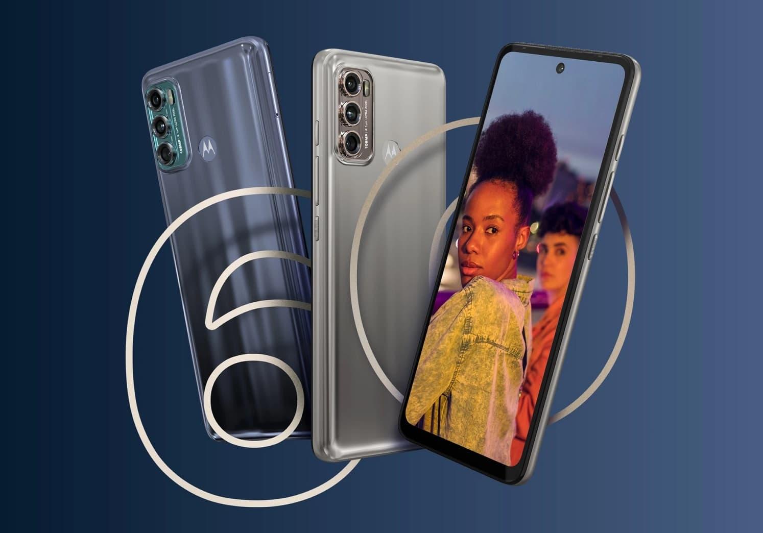 Motorola G60 120Hz aparat 108 megapikseli