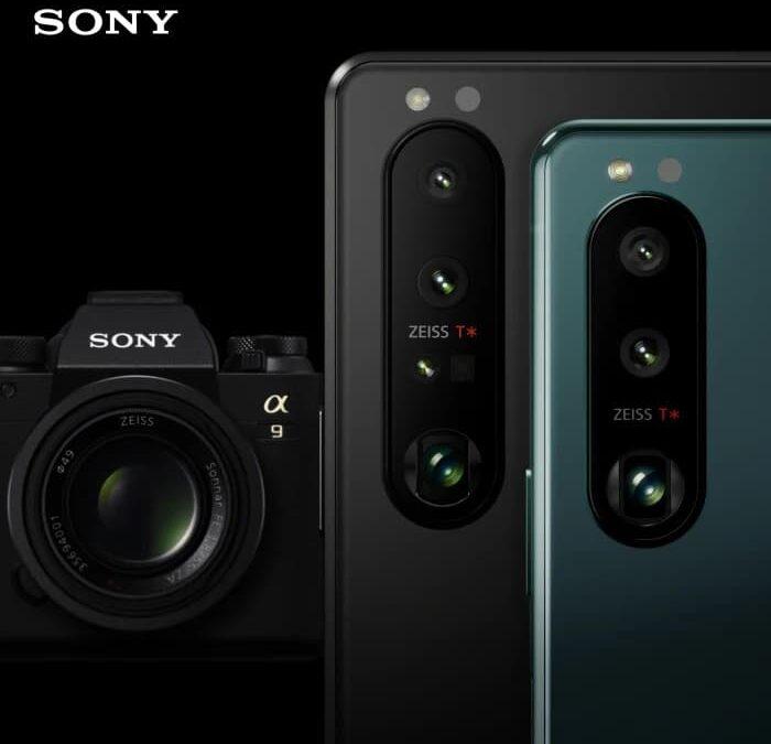 Sony Xperia 1 III i Xperia 5 III ze zmienną ogniskową