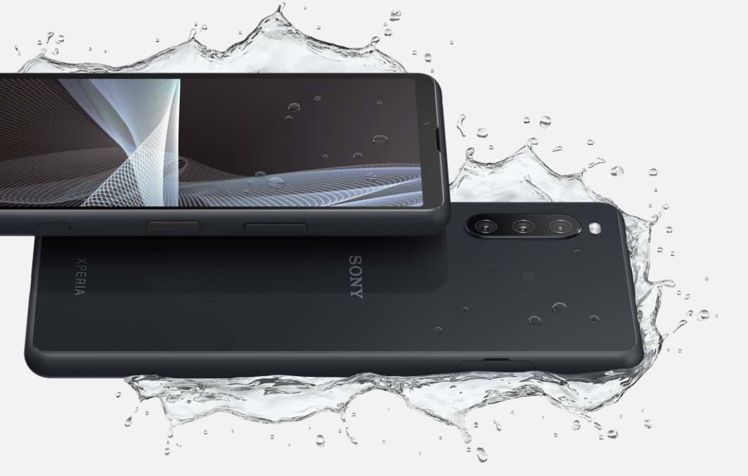 Sony Xperia 10 III to mid-range z 5G