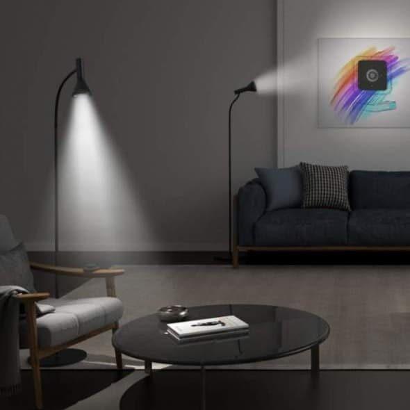 Ucząca się smart lampa Wyze Floor Lamp