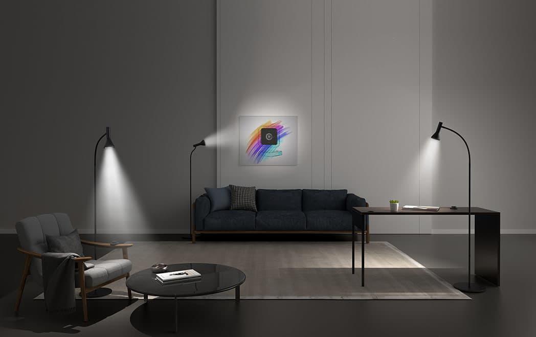 smart lampa podłogowa Wyze Floor Lamp