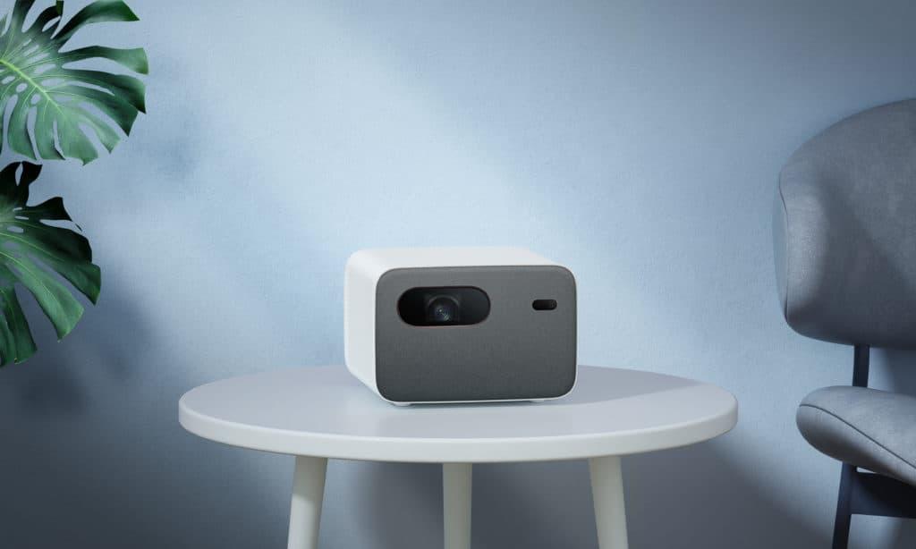 Xiaomi Mi Smart Projector 2 Pro z Android TV