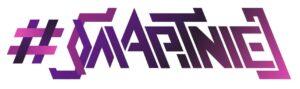 logo smartniej hashtag
