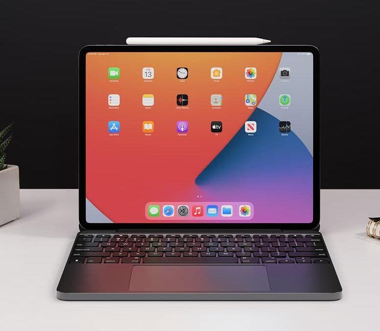Brydge 12.9 MAX+ z mega gładzikiem do iPada Pro