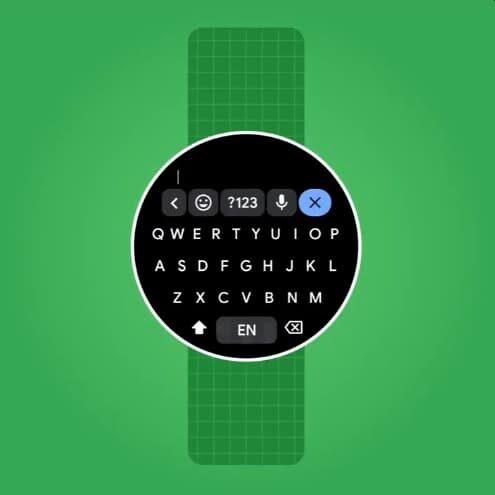 Gboard Wear OS