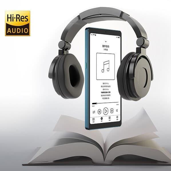 Hisense Touch – odtwarzacz Hi-Fi z E-Ink