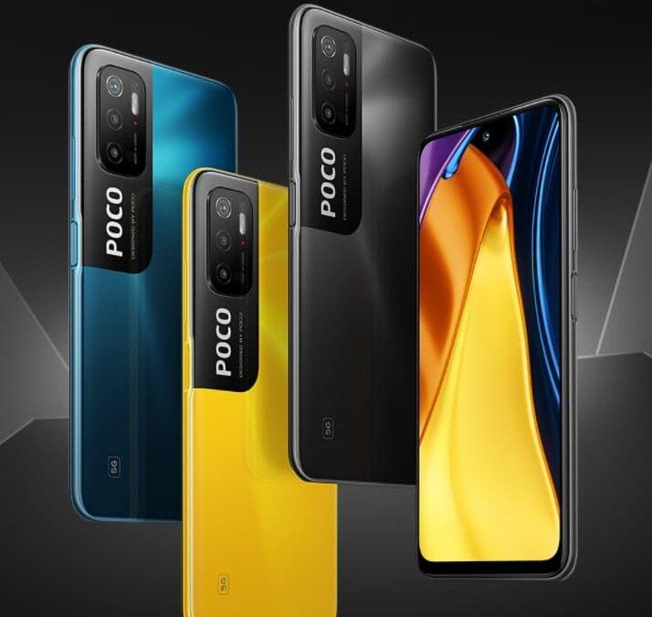 Poco M3 Pro 5G z Dimensity 700