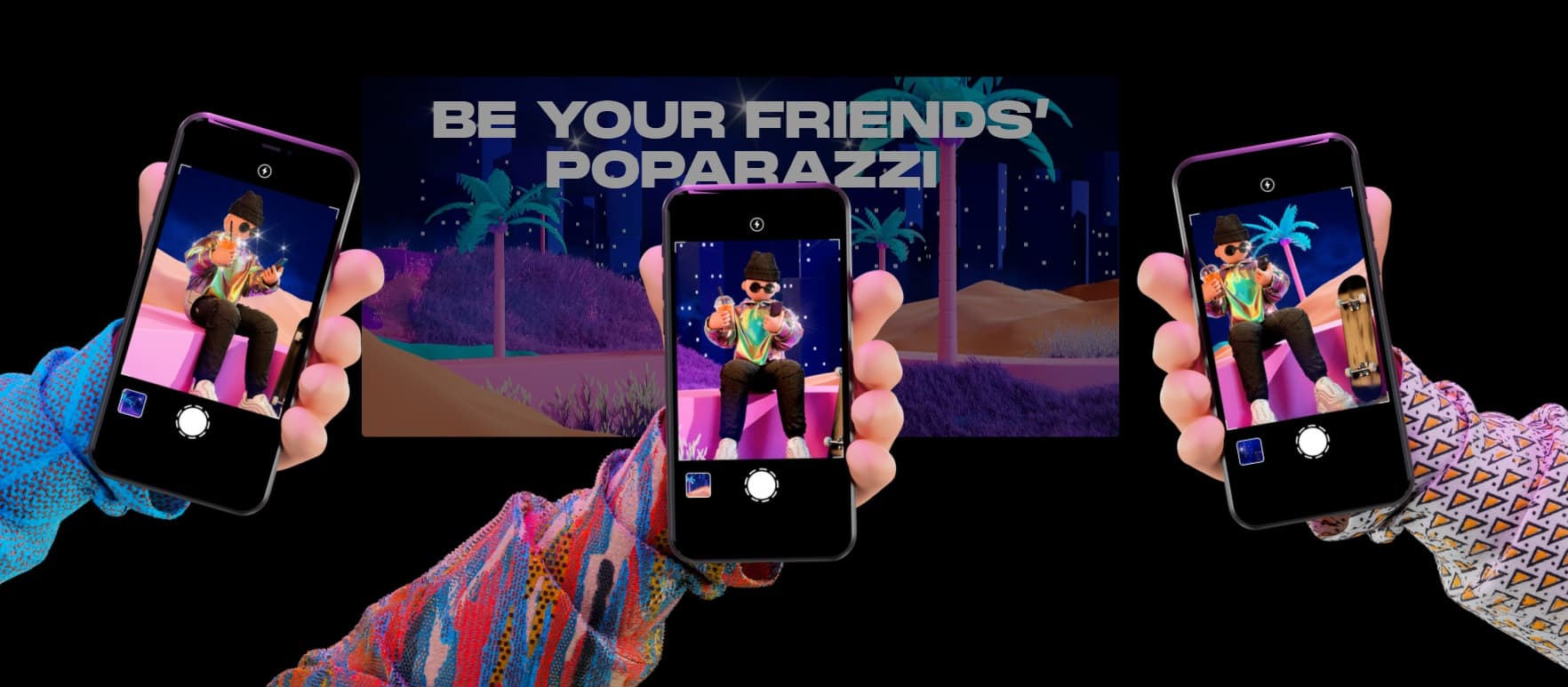 Poparazzi anty selfie nowy serwis społecznościowy