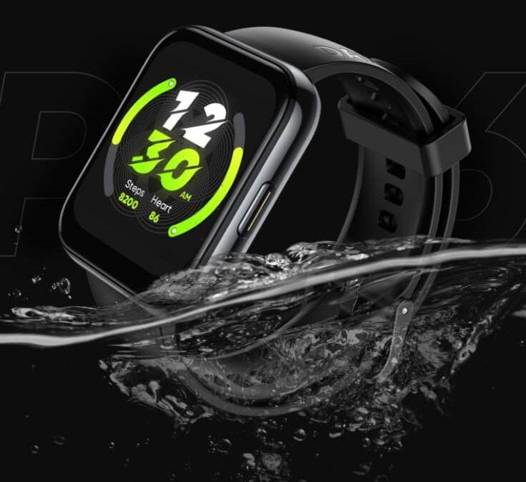 Smartwatch Realme Watch 2 Pro z GPS