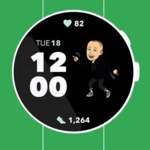 Wear OS Tizen OS