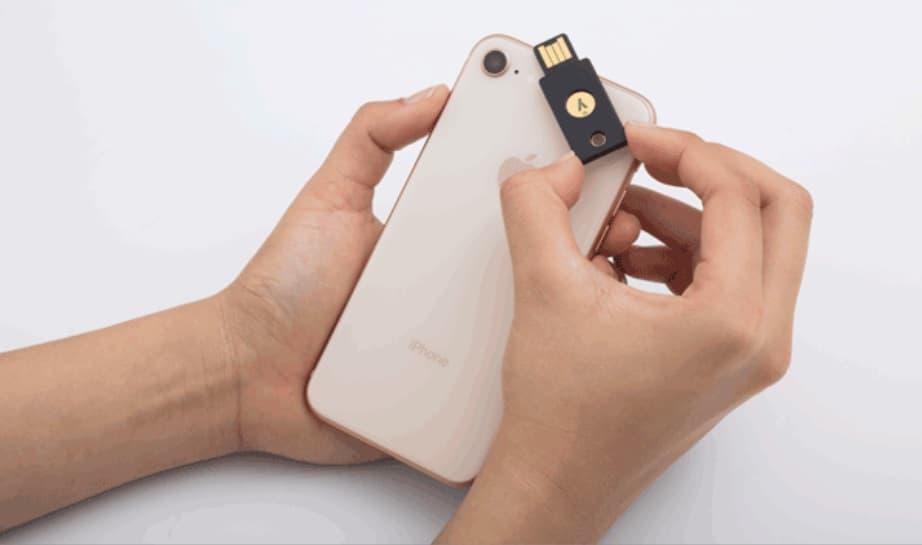 klucz U2F NFC