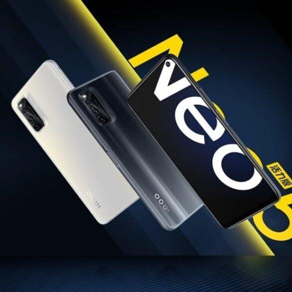 iQOO Neo5 Lite smartfon 144Hz