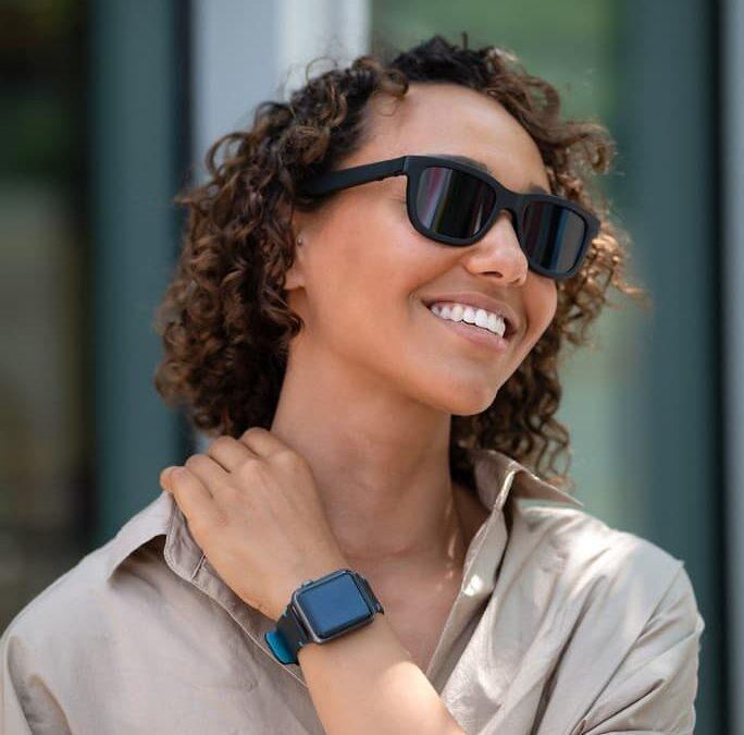 Dusk – przeciwsłoneczne smart okulary