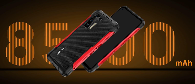 Doogee S97 Pro bateria 8500 mAh