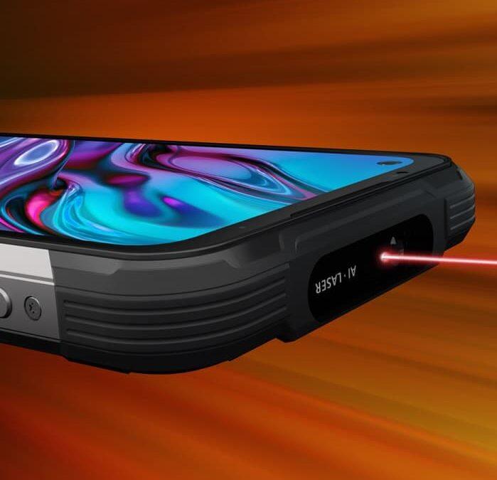 Doogee S97 Pro – 8500 mAh i laserowy miernik