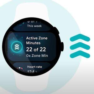 Google Wear OS 3.0 Fitbit