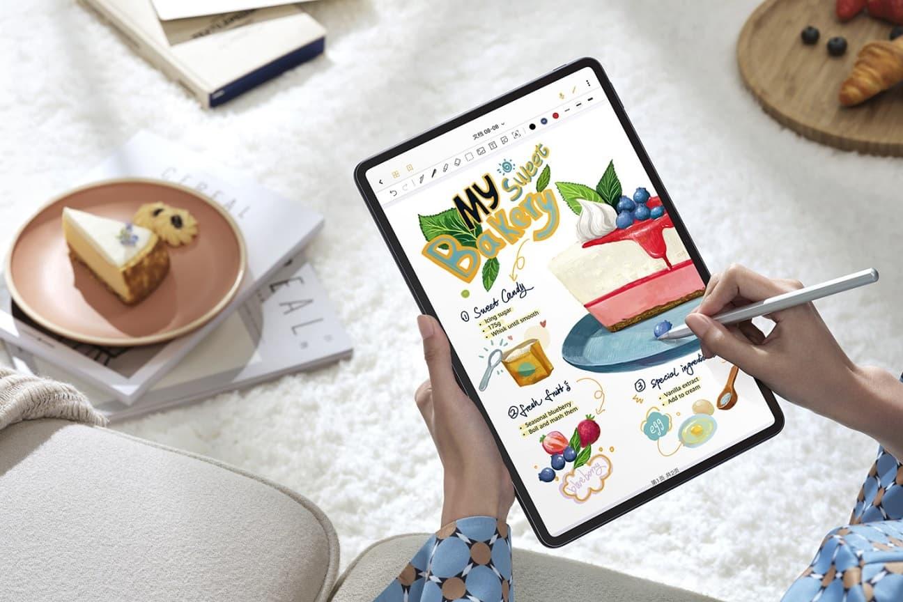 tablet Huawei MatePad Pro 12.6 z M-Pencil 2