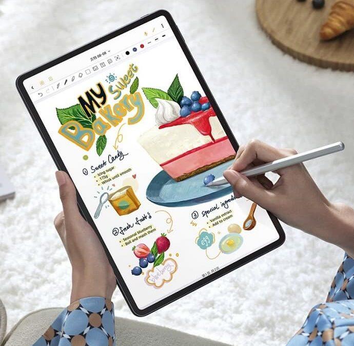 Huawei MatePad Pro 12.6 – tablet z HarmonyOS 2.0