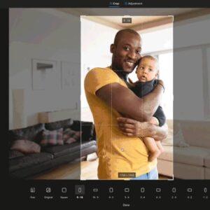MS OneDrive edytor zdjęć
