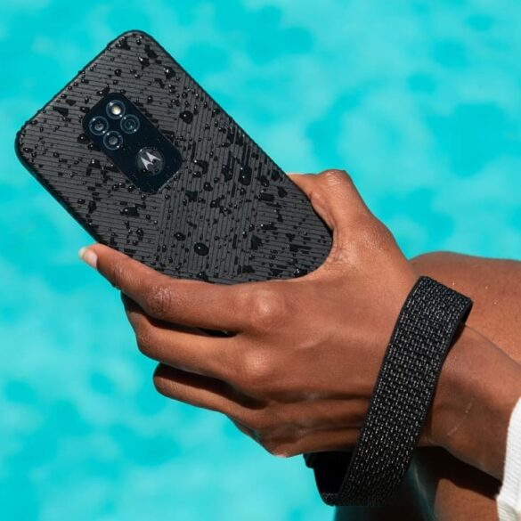 wzmocniona Motorola Defy