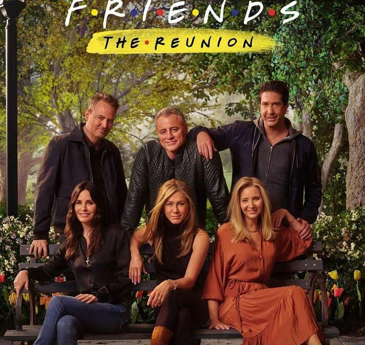 """Właśnie obejrzałem: """"Przyjaciele: spotkanie po latach"""""""