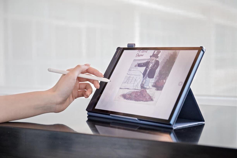 Reinkstone R1 kolorowy e-papier tablet i rysik