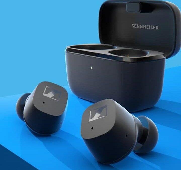 Sennheiser CX True Wireless – bardziej budżetowe