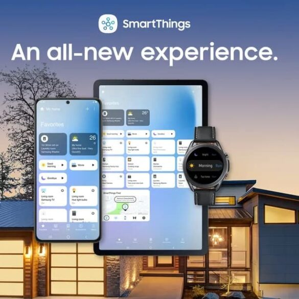 SmartThings 2021
