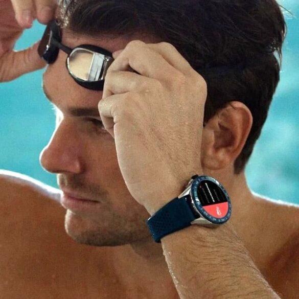 Tag Heuer Connected tryb pływacki