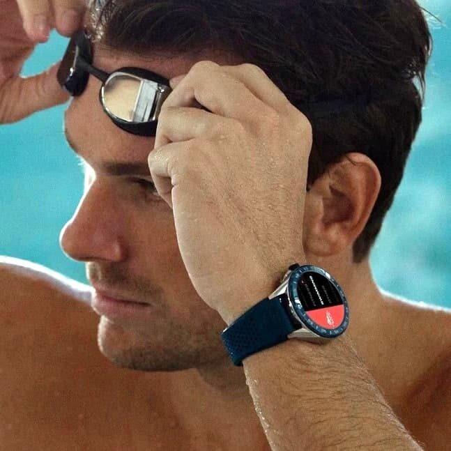Tag Heuer Connected z trybem pływackim