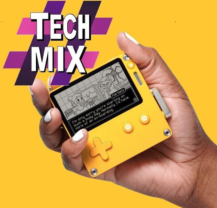 #TechMix VOL. 184: zeszły tydzień w technologiach