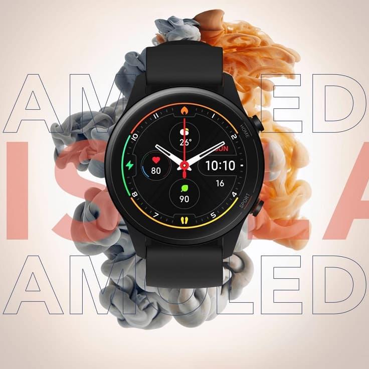 Xiaomi Mi Watch Revolve Active z Spo2
