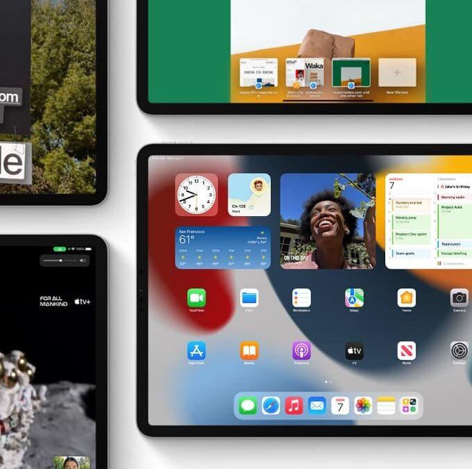 iPadOS 15 – co nowego?