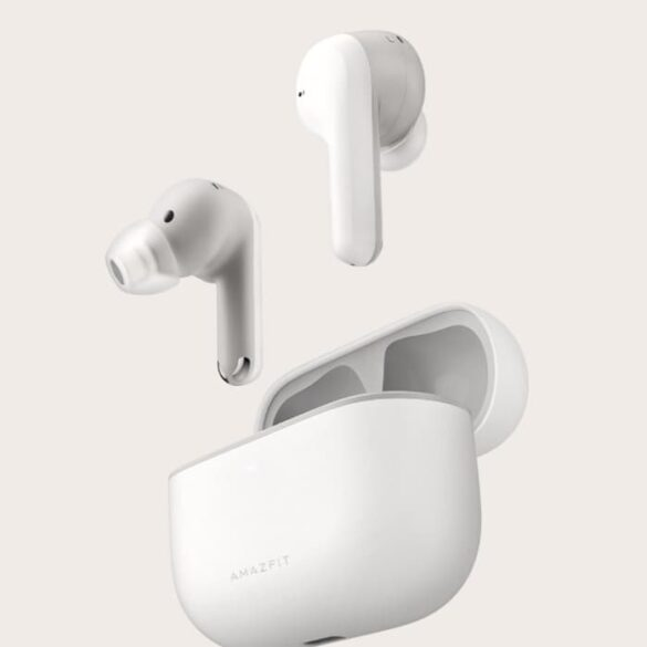 Amazfit PowerBuds Pro słuchawki ANC i czujniki fitness