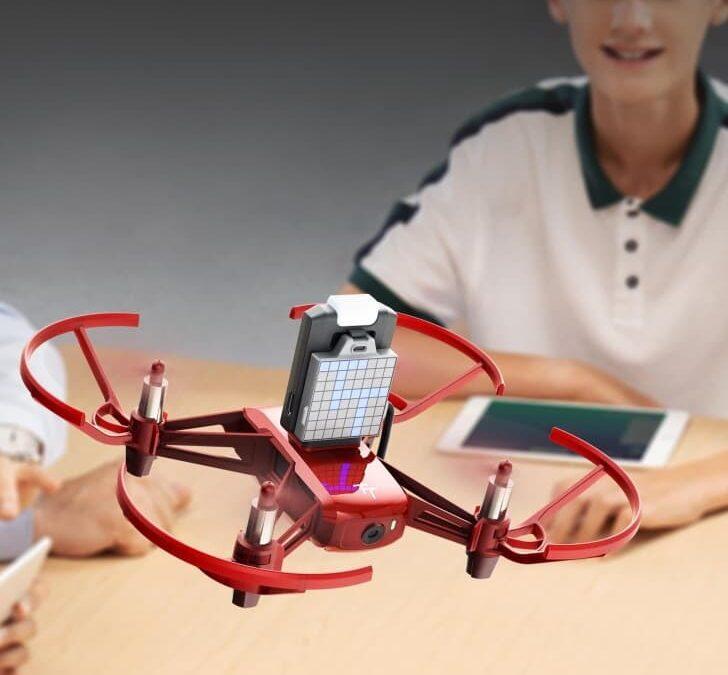 DJI RoboMaster TT – dronik do nauki STEAM